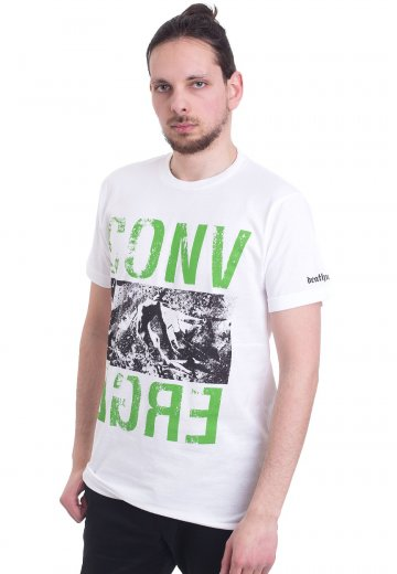 Converge - Murk & Marrow White - T-Shirt