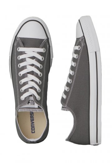 0527d56455f156 Converse - Chuck Taylor All Star OX Charcoal - Shoes - Impericon.com UK