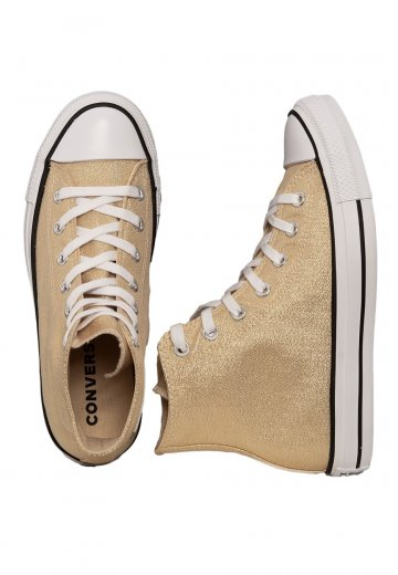 21693595d0e8f7 Converse - Chuck Taylor All Star Hi Light Wine White Black Brown Cream -  Girl Shoes - Impericon.com US