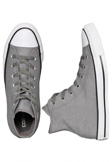 3217ebd05e12 Converse - Chuck Taylor All Star Hi Mason White Black - Girl Shoes -  Impericon.com UK