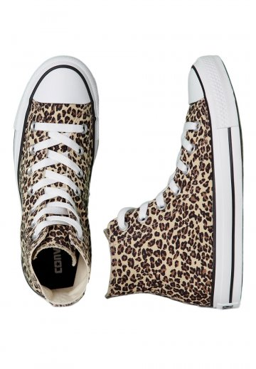 3f5e035fdeb3 Converse - CT All Star Specialty Hi Leopard Print - Girl Shoes -  Impericon.com Worldwide