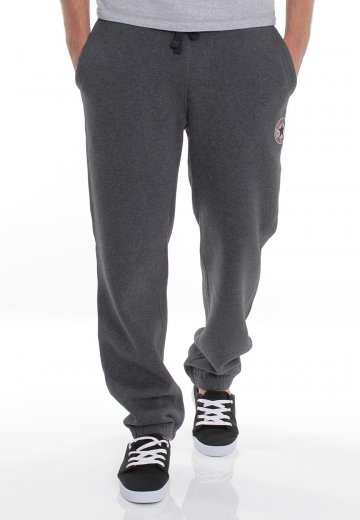 f750e3561ab8 Converse - Cuff Chuck Patch Charcoal Marl - Sweat Pants - Impericon ...
