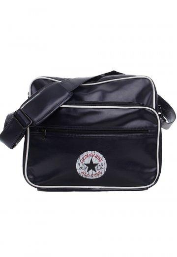 50689a9d69 Converse - Vintage Patch PU Dark Marine - Bag - Impericon.com UK