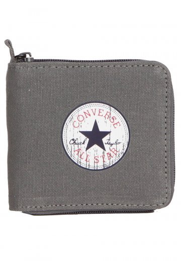 521a94637a Converse - Vintage Patch Zip Castlerock - Wallet - Impericon.com UK