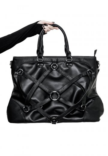 Killstar - Crowley Weekend Black - Bag