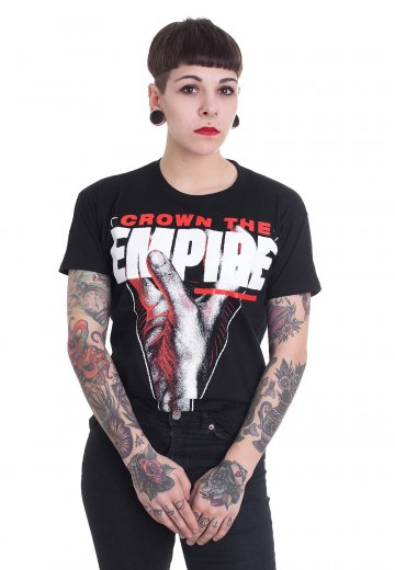 Crown The Empire - Hand - T-Shirt