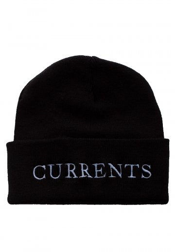 Currents - Light Blue Logo - Beanie