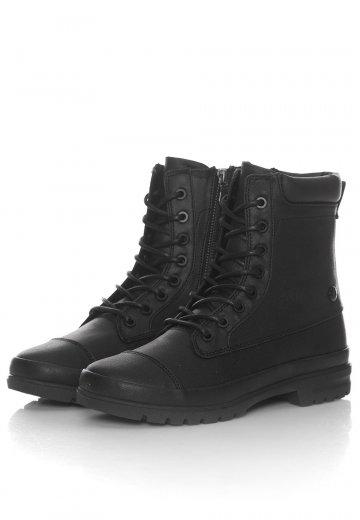 DC - Amnesti TX Black/Black - Girl Shoes