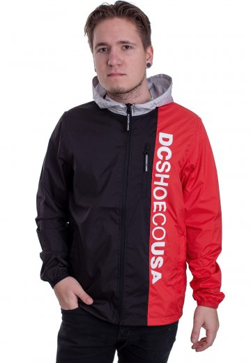 DC - Dagup Triple Block 3 Glacier Gray - Windbreaker
