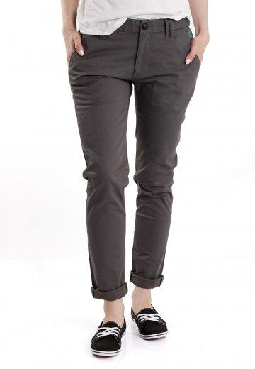5f3d1bb3649 DC - DC Chino Dark Shadow - Girl Pants