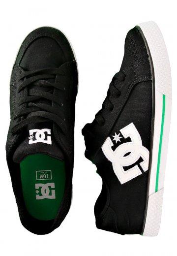 aa13e9598fea DC - Empire Canvas Black White - Shoes - Impericon.com Worldwide