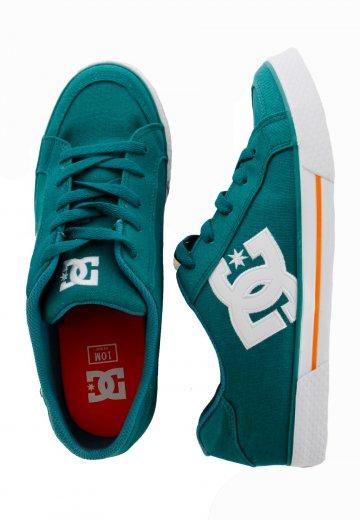 53292af821c3 DC - Empire Canvas Kelp - Shoes - Impericon.com UK