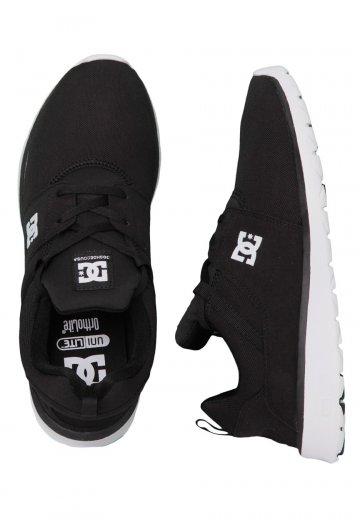 DC - Heathrow Black/White - Shoes