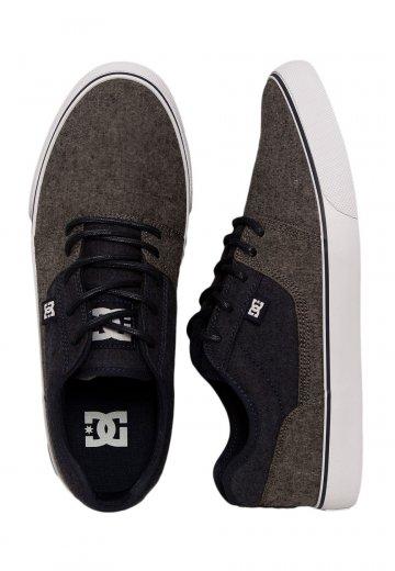 DC - Tonik TX SE Navy/Dark Chocolate - Shoes