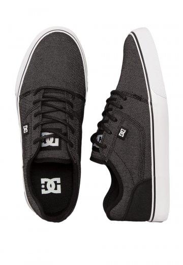 DC - Tonik TX SE Black/Battleship/Armor - Shoes