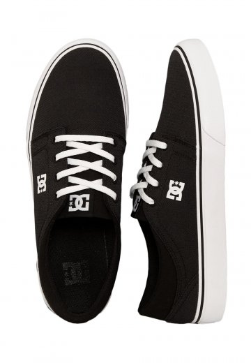 DC - Trase TX SE Black/ Gun Metal - Shoes