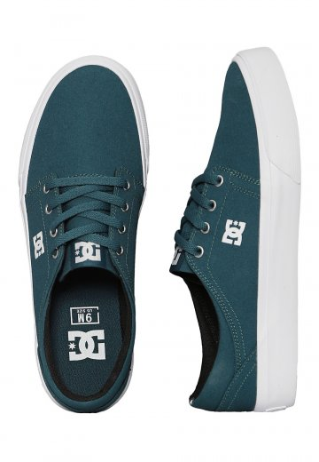 DC - Trase TX Deep Teal - Shoes