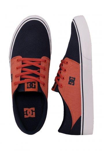DC - Trase TX Indigo - Shoes
