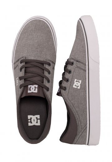 DC - Trase TX SE Grey Heather - Shoes