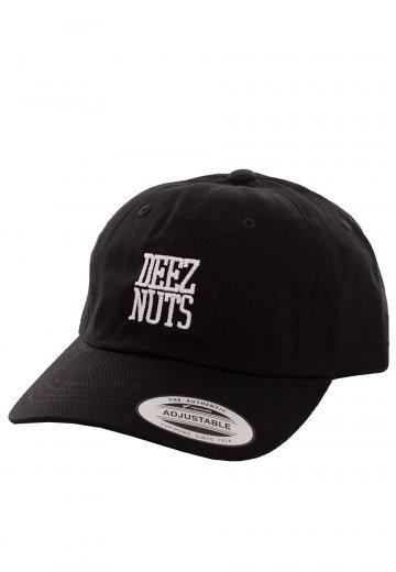 Deez Nuts - Stacked Logo - Cap