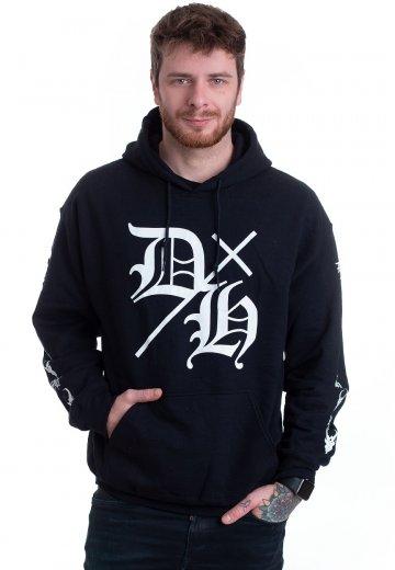 Demon Hunter - Logo - Hoodie
