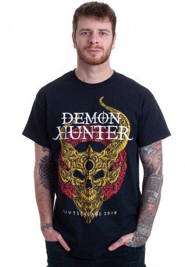 Demon Hunter - Skull Germany - T-Shirt