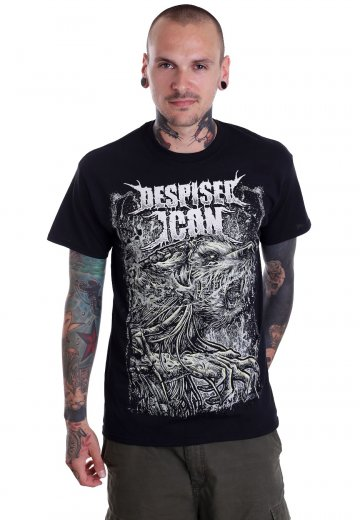 Despised Icon - Beast Cover - T-Shirt