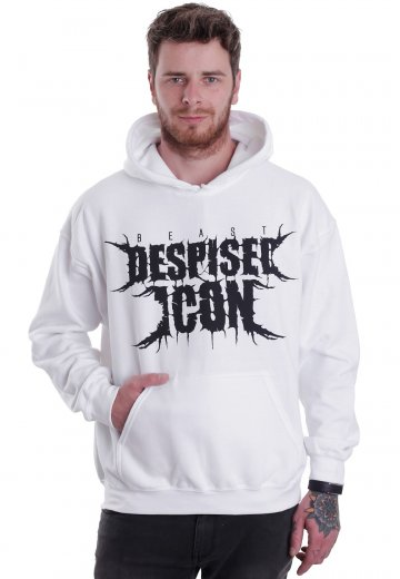 Despised Icon - Beast Logo White - Hoodie