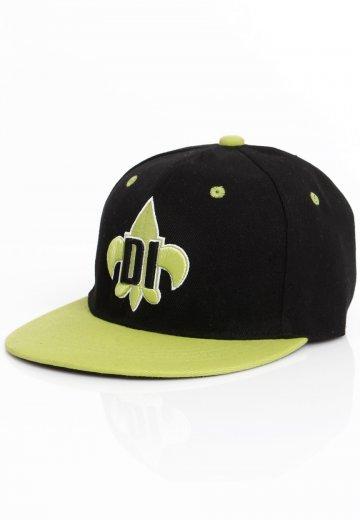 Despised Icon - Icon Black/Green - Cap