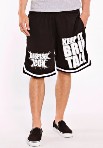 Despised Icon - Keep It Brutal Striped - Shorts