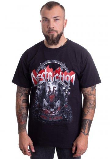 DESTRUCTION Born to Perish T-Shirt