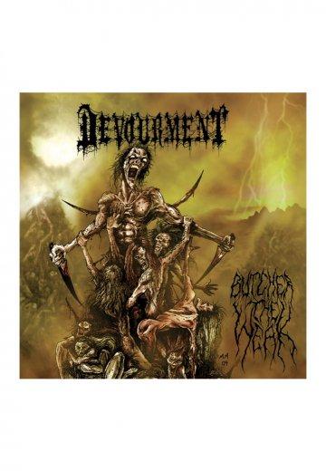 Devourment - Butcher The Weak - CD