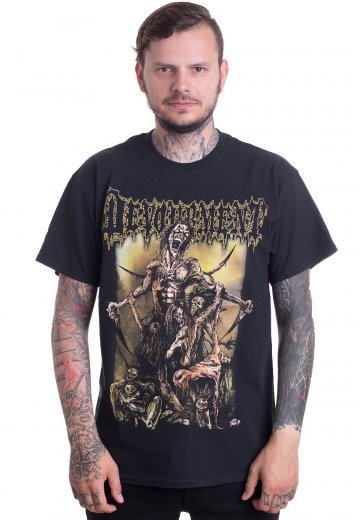 Devourment - Butcher The Weak Cover - T-Shirt