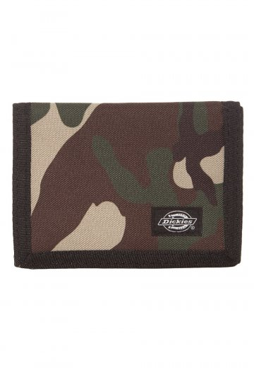 Dickies - Crescent Bay Camouflage - Wallet