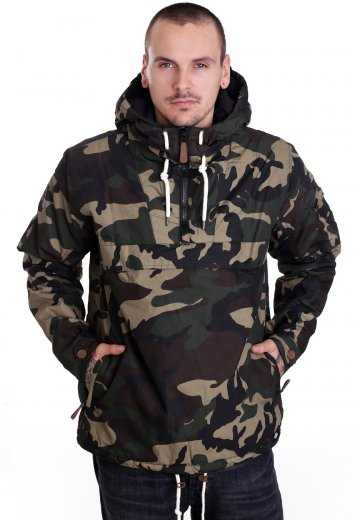 5559635dbc54c Dickies - Milford Camouflage - Jacket - Impericon.com Worldwide