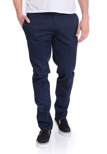 Dickies - Slim Fit Work 872 Dark Navy - Pants