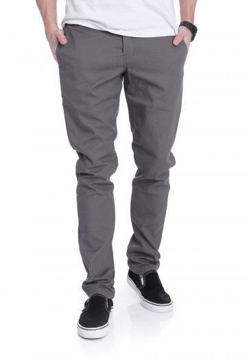 Dickies - Slim Skinny Work 803 Gravel Gray - Pants