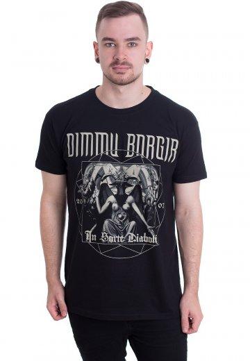 Dimmu Borgir - In Sorte Diaboli Anniversary - T-Shirt