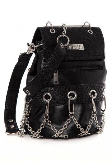 Disturbia - Cauldron Black - Bag