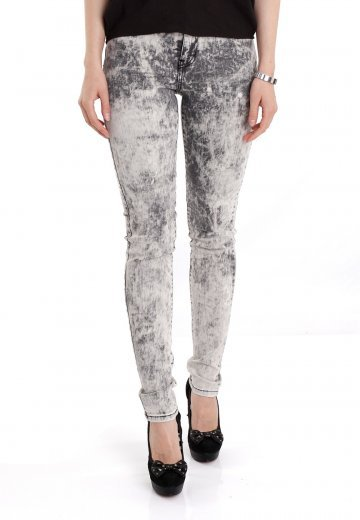 9c0a0fe3ab Dr. Denim - Arlene Grey Ice - Girl Jeans - Streetwear Shop ...