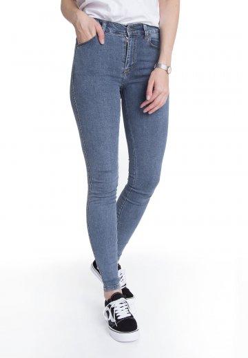 bfeda874cfc Dr. Denim - Lexy Mid Wild Blue - Jeans - Streetwear Shop - Impericon ...