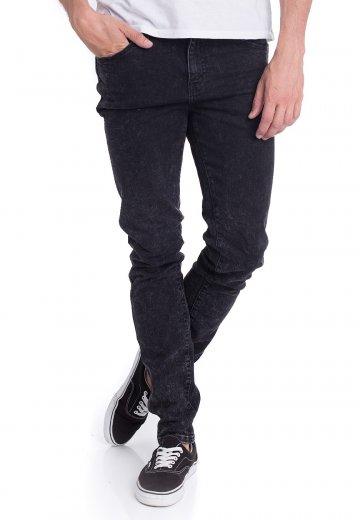 fc266aea95 Dr. Denim - Snap Acid Black - Jeans - Streetwear Shop - Impericon.com US
