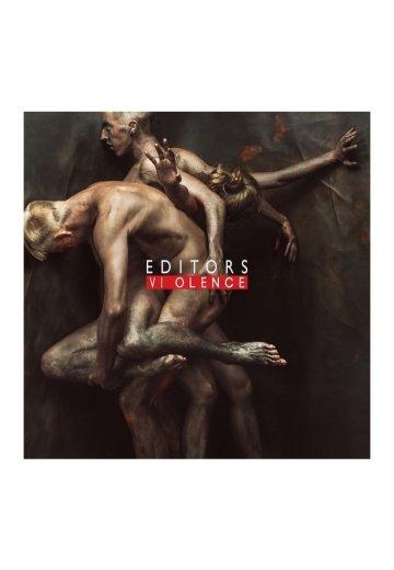 Editors - Violence - CD