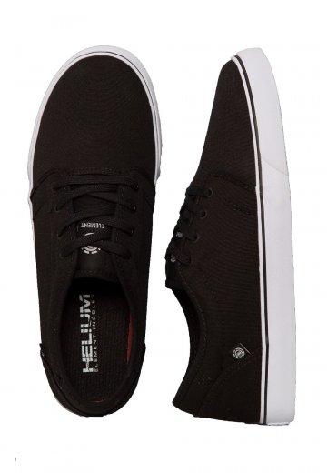 Element - Darwin Black/White - Shoes