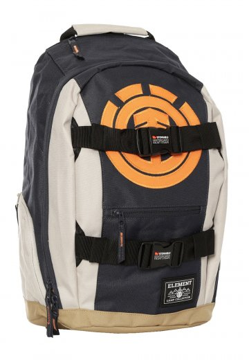7745b497c9d1 Element - Mohave Eclipse Navy Ash Grey - Backpack - Impericon.com UK