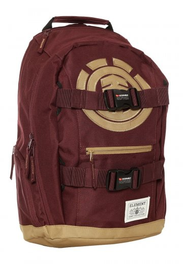 338abe319f92 Element - Mohave Napa Red - Backpack - Impericon.com UK