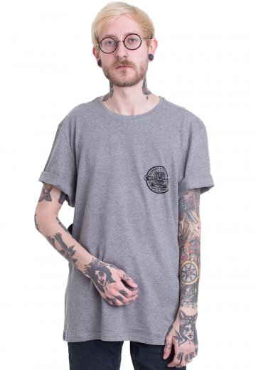 Element - Roar N Row Grey Heather - T-Shirt