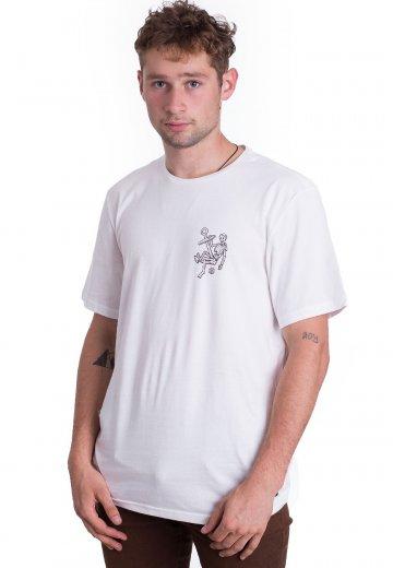 Element - Rodeo Bone White - T-Shirt