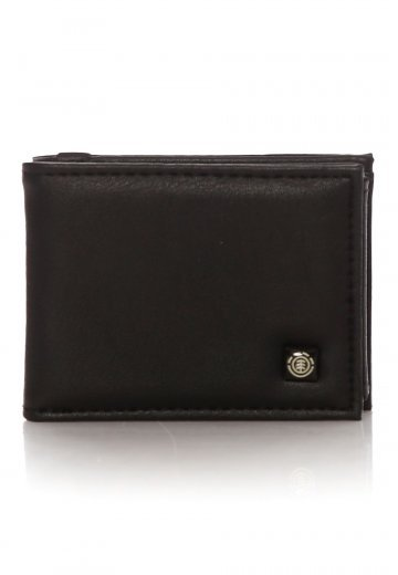 Element - Segur Flint Black - Wallet