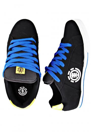 d1aa1b211 Element - Winston Black/Yellow - Shoes - Impericon.com UK